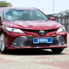 All New Camry Singapore Alphard Vs Vellfire Review Toyota Xv70 Aims For The Germans Bids Goodbye To Honda Accord