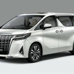 Harga All New Vellfire 2018 Spesifikasi Oli Grand Avanza Toyota Alphard Facelift Ditawarkan Lebih Mahal Puluhan ...