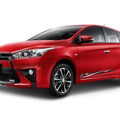 Toyota Yaris Trd Sportivo 2017 Harga Grand New Avanza Di Pontianak 1 5 Cvt Ulasan Dan Peringkat