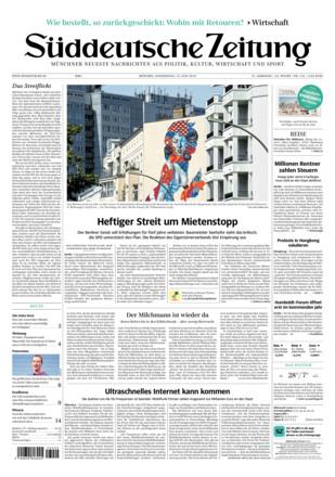 Süddeutsche Zeitung - ePaper im iKiosk lesen