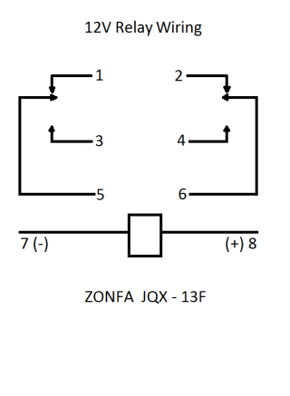 12v relay with timer switch  4 steps  instructables