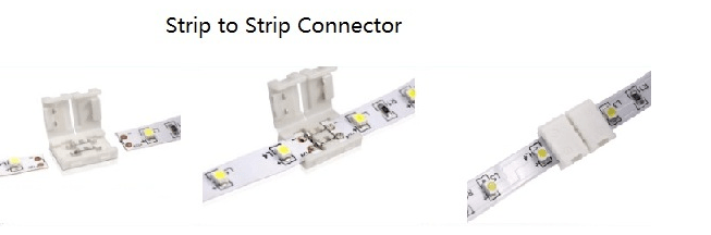 to install lightingever 12v led strip