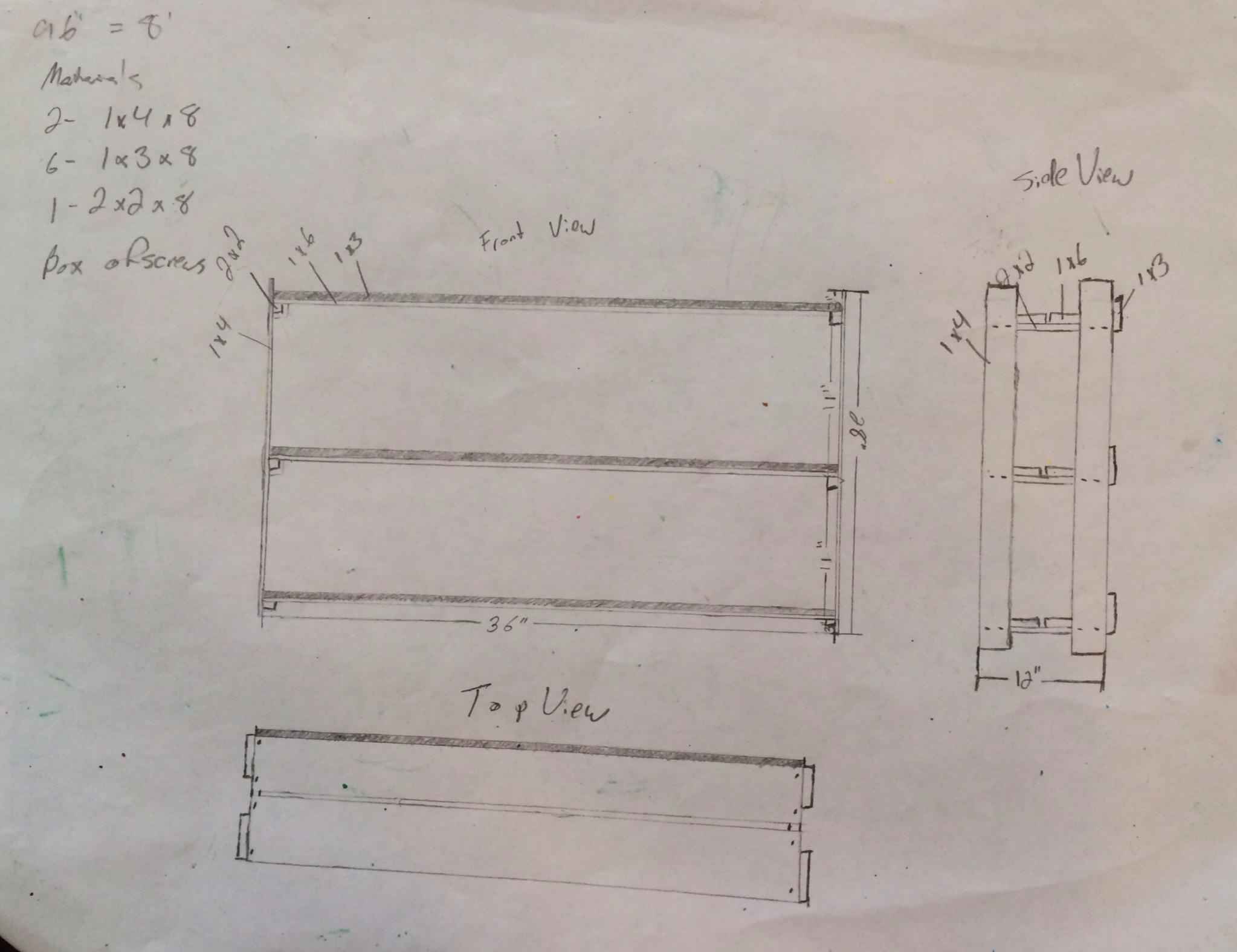 wooden shoe rack 5 steps instructables