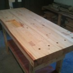 2x4 Work Bench 8 Steps With Pictures Instructables