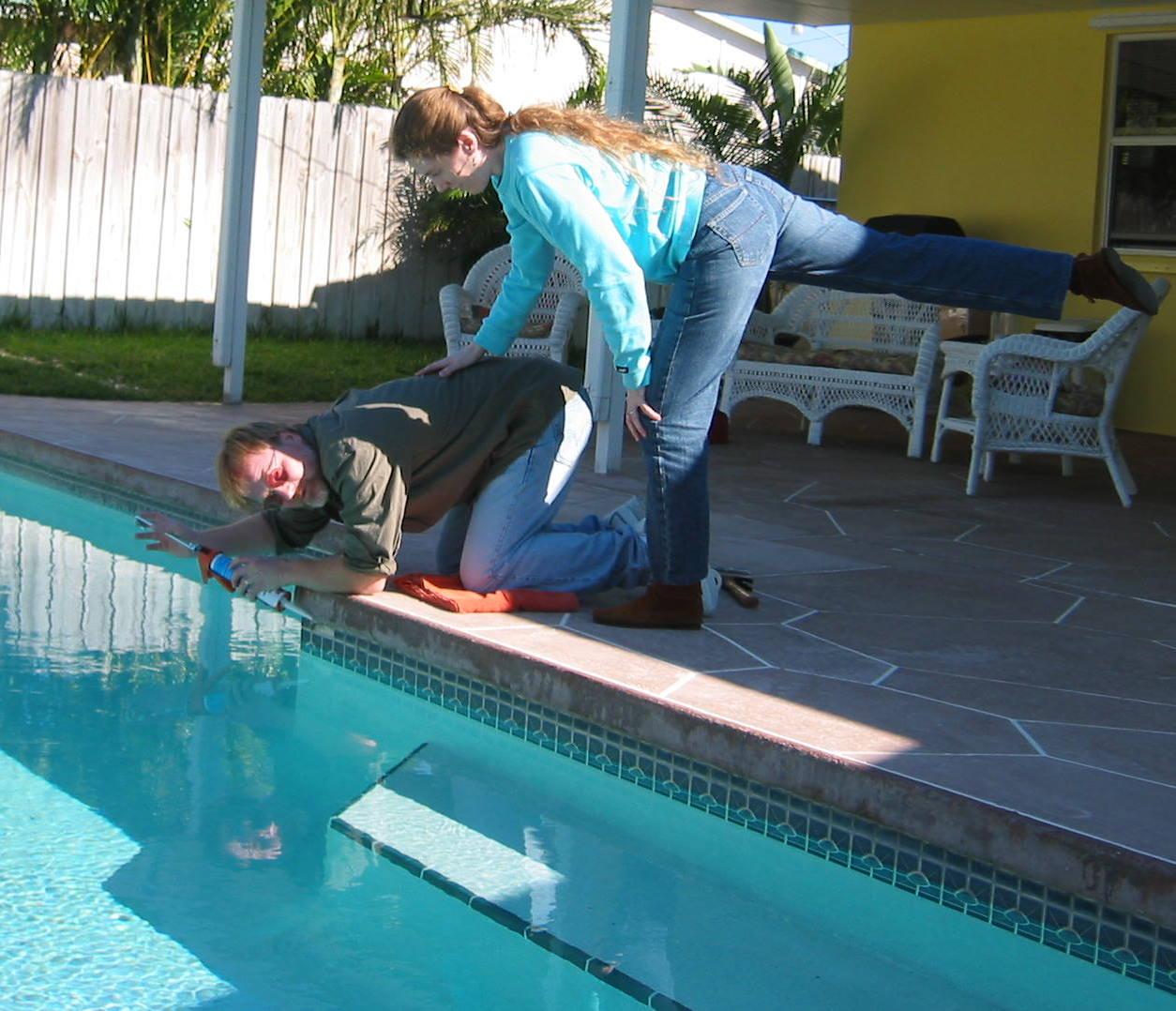 swimming pool repair oversimplified