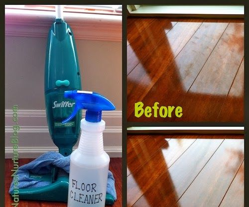 Best Natural Homemade Floor Cleaner 4 Steps Instructables