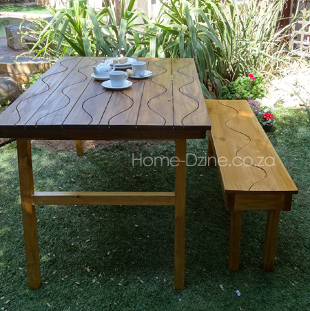 groovy folding garden table 11 steps