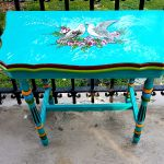 From Boring To Boho Painted Furniture 7 Steps With Pictures Instructables