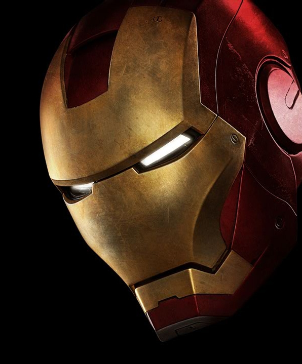 How To Make Iron Man Helmet : helmet, Steps, (with, Pictures), Instructables