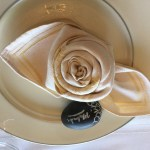 Royal Rose Napkins Folding Tutorial 5 Steps With Pictures Instructables
