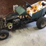 Rat Rod Mower Kart 10 Steps With Pictures Instructables