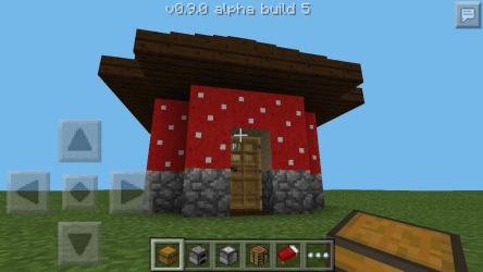 Easy Minecraft Survival House mushroom & Dark Oak Biome : 6 Steps Instructables