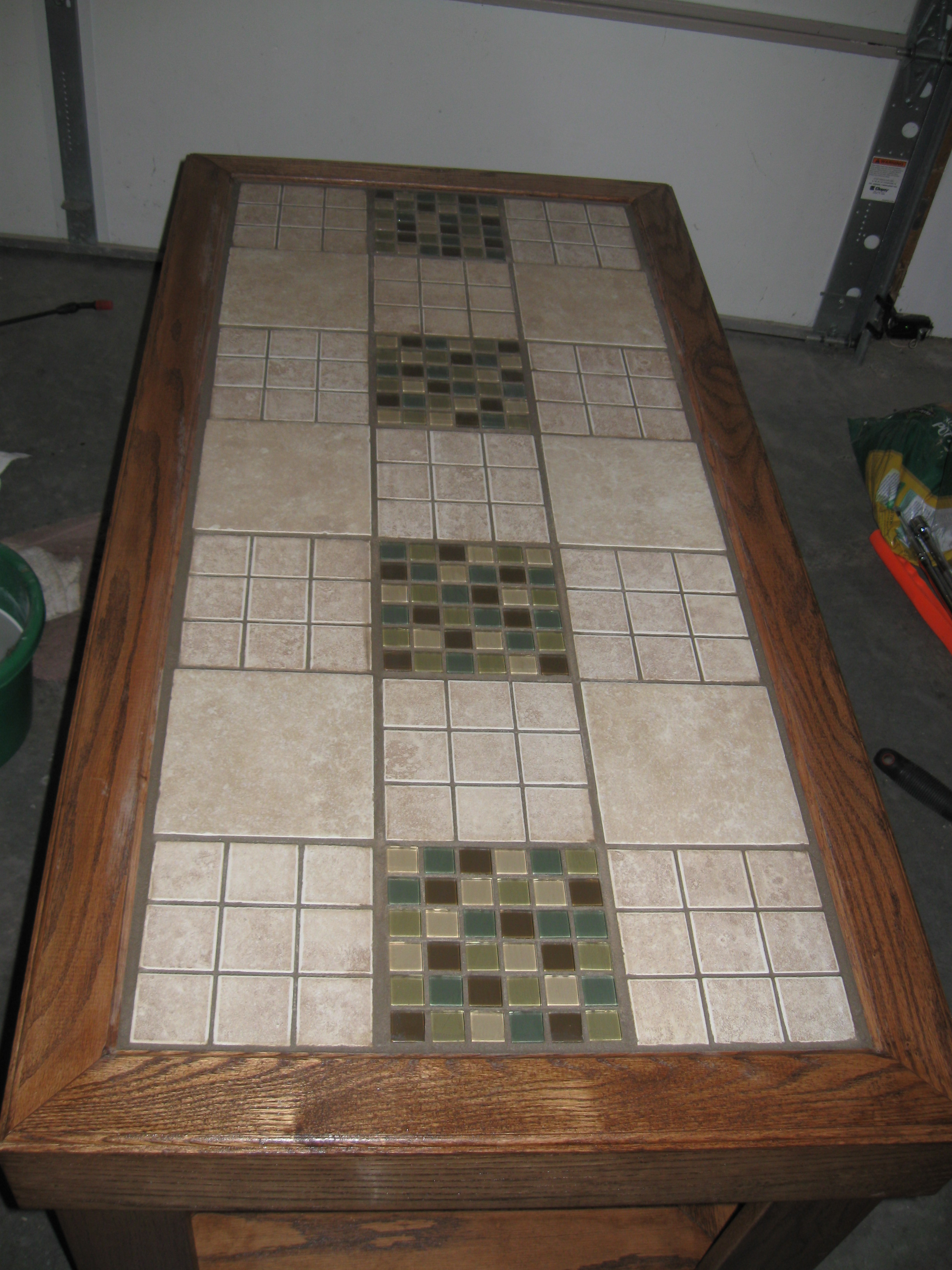Replacement Tiles For Patio Table : replacement, tiles, patio, table, Table, Steps, Instructables