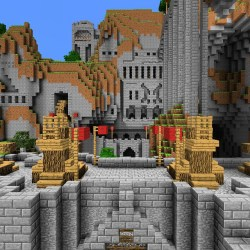 Minecraft Ultimate Castle! : 4 Steps Instructables