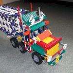 Semi Truck With Trailer Instruction 6 Steps With Pictures Instructables