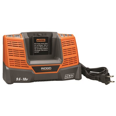 Ridgid Battery Charger Home Depot