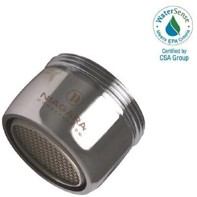 niagara conservation dual thread faucet