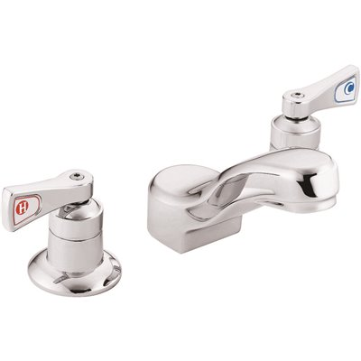 handle bathroom faucet in chrome