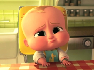 the boss baby reviews