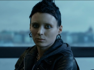 Image result for girl with the dragon tattoo