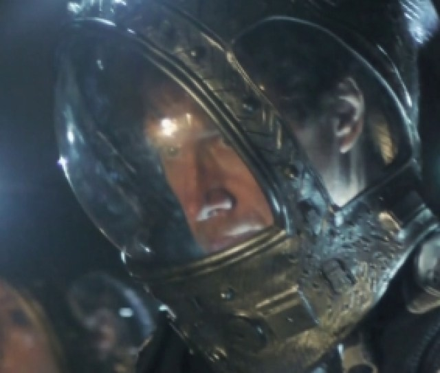 Prometheus Trap Trailer 2012