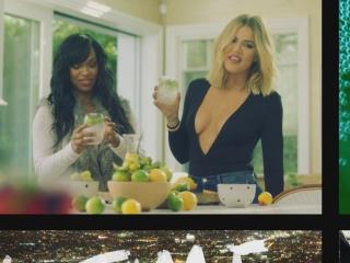 Kocktails With Khloe Trailer 2016  Video Detective