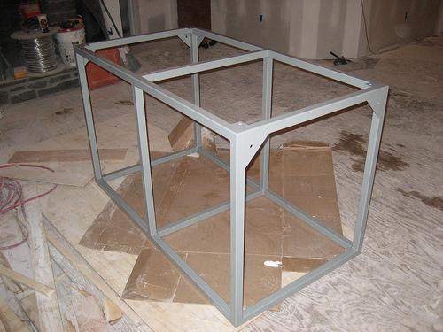 Aquarium Stand Steel