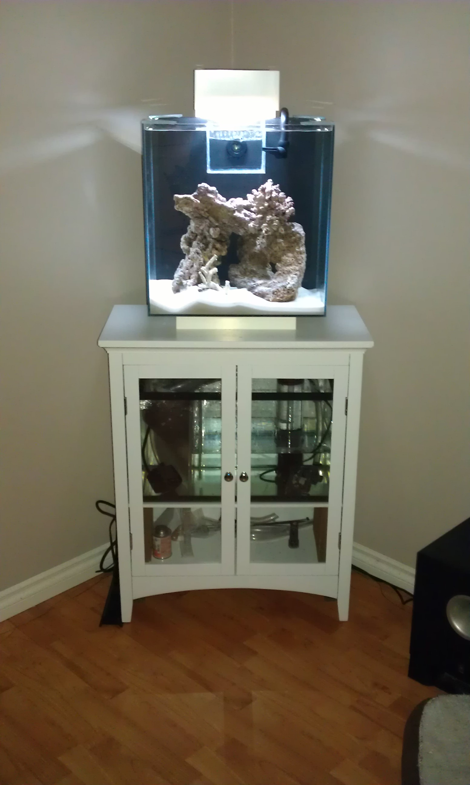 Fluval edge conversion  Beginners Discussion  NanoReef