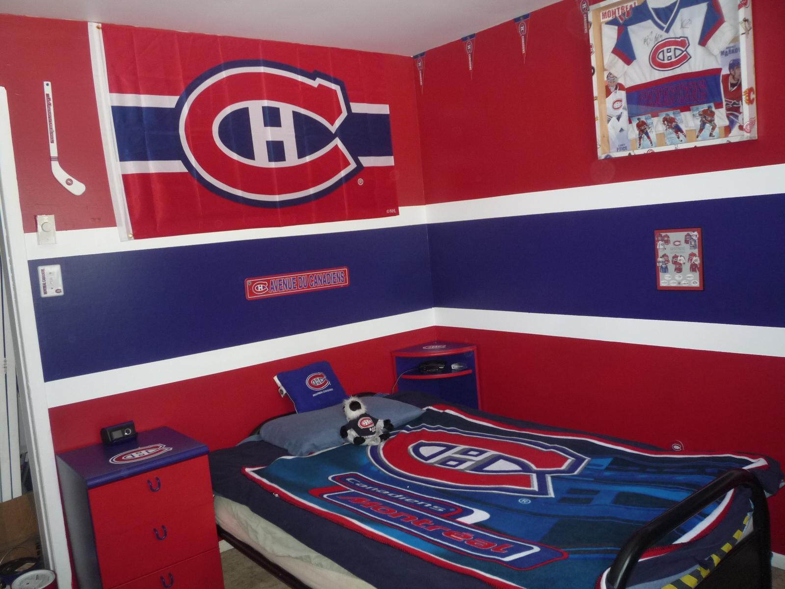 Dream Hockey Room