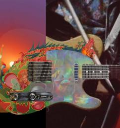 theeyeofzoro s content led zeppelin official forum photos savile pics jimmy page les paul wiring jimmy page telecaster [ 2400 x 1884 Pixel ]