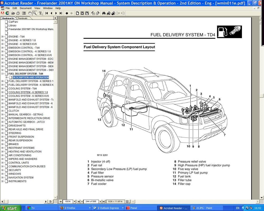 medium resolution of freelander 2 fuse box diagram