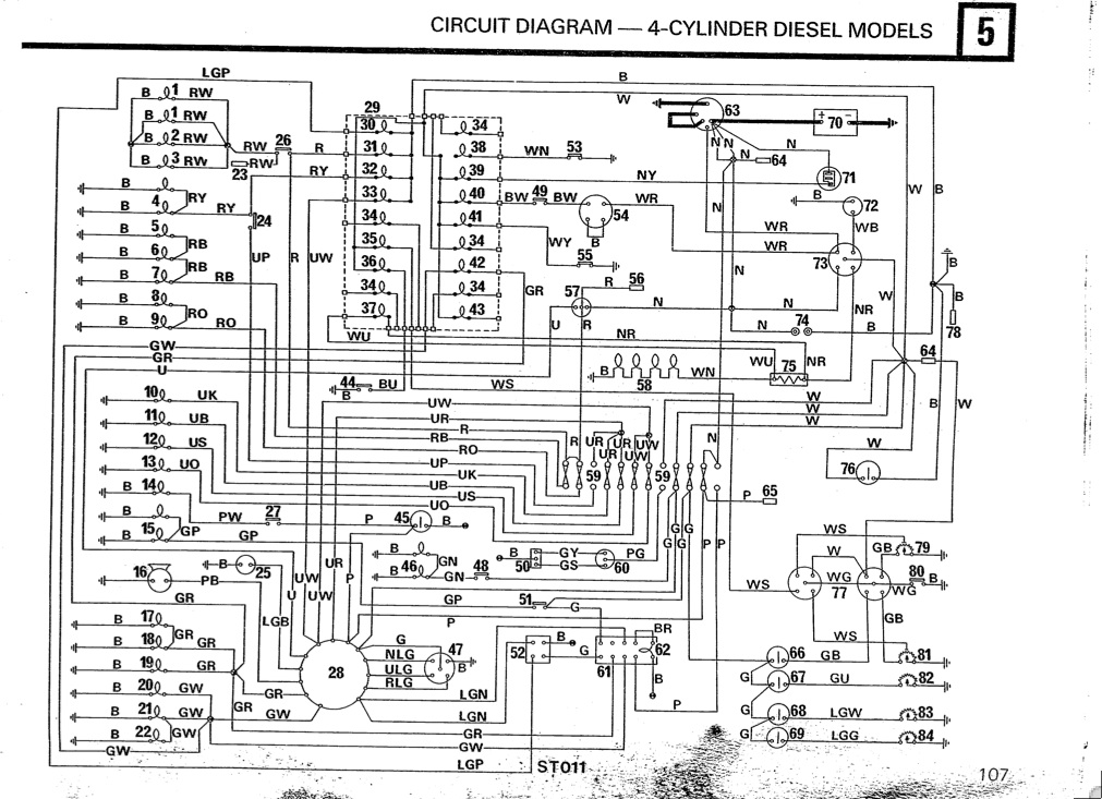 1994 land rover defender 90 wiring diagram