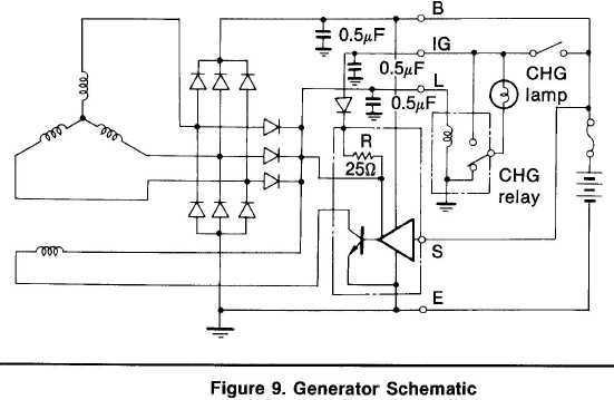 isuzu alternator wiring  defender forum 1983  2016