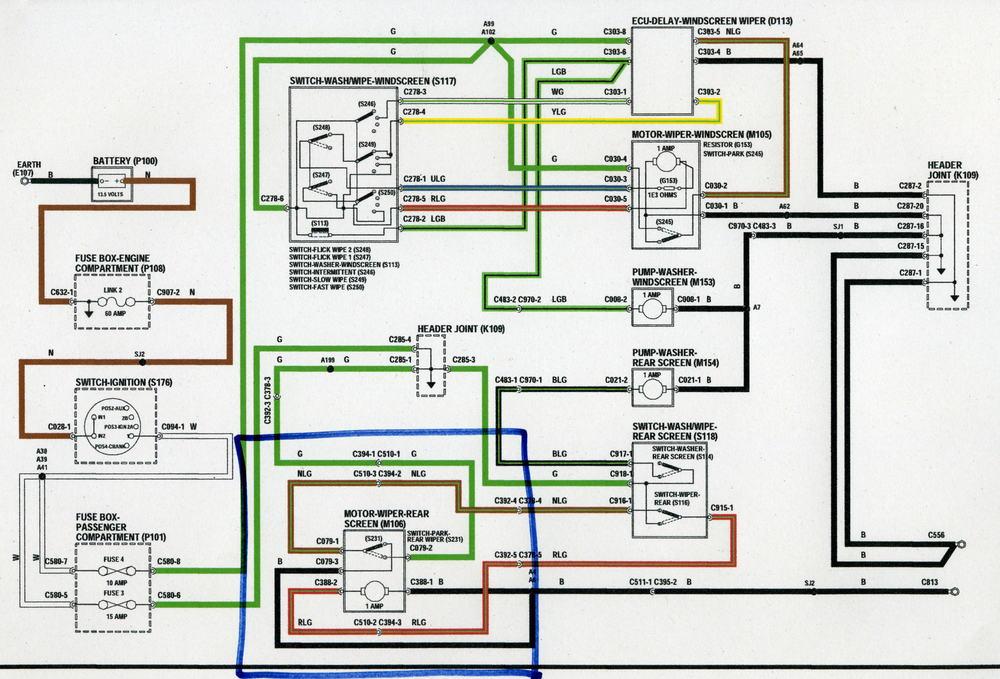 rear wiper motor wiring diagram 2007 silverado defender forum lr4x4 the land rover post 20 1212432002 thumb jpg