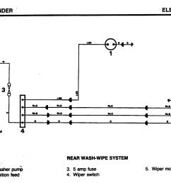 defender wiper motor wiring diagram schema wiring diagram mix rear wiper motor wiring defender forum lr4x4 [ 2346 x 1662 Pixel ]