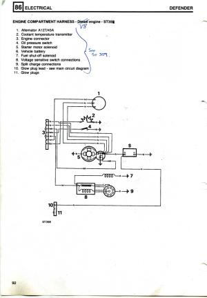 Land Rover 90 V8 35 (Carb) Wiring Diagram needed