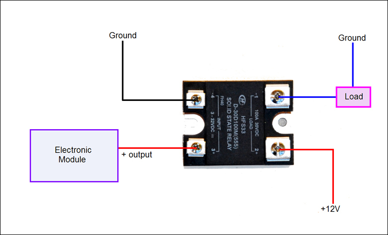 solid state relay wiring diagram deer cuts soild relays g4 link engine management 112737 5mg jpg