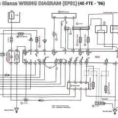Caldina 3sgte Wiring Diagram Yamaha Rs 125 Toyota 4efte Data Schema Help With Monsoon On A Glanza Ep91 Engine G4 Plymouth Diagrams