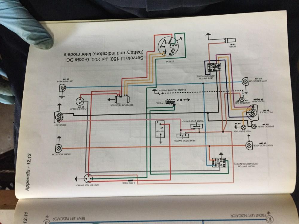 medium resolution of lambretta 12v ac wiring diagram simple wiring schema lighted rocker switch wiring diagram lambretta 12v ac wiring diagram