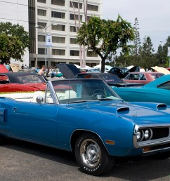 1970 dodge coronet rt convertible with top down white over bright blue po [ 1600 x 1008 Pixel ]