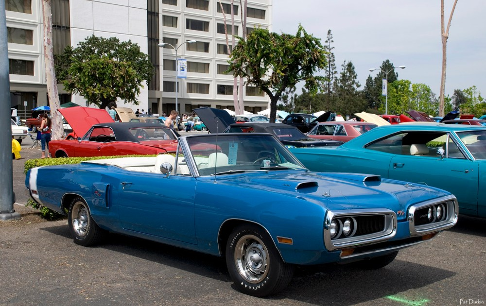 medium resolution of 1970 dodge coronet rt convertible with top down white over bright blue po