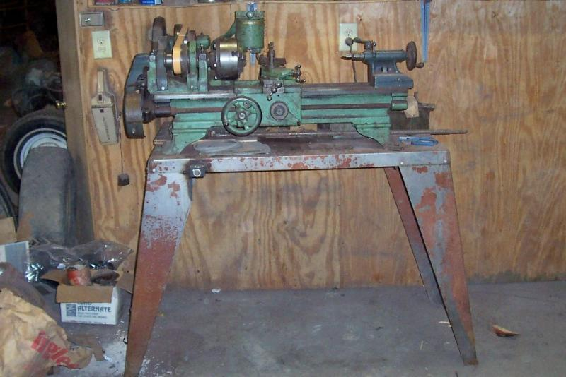 Vintage Lathe For Sale