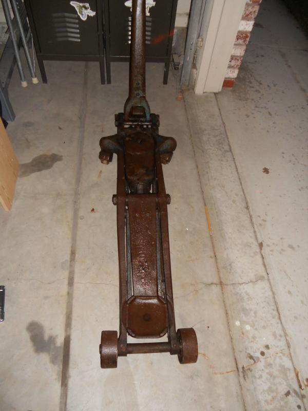 Vintage Floor Jack : vintage, floor, Floor, General, Discussion, Antique, Automobile, America, Forums