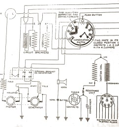 delco 1920 starter generator question buick pre war technical wiring diagrams of 1921 buick model 6 21 delco equipment [ 1402 x 1080 Pixel ]