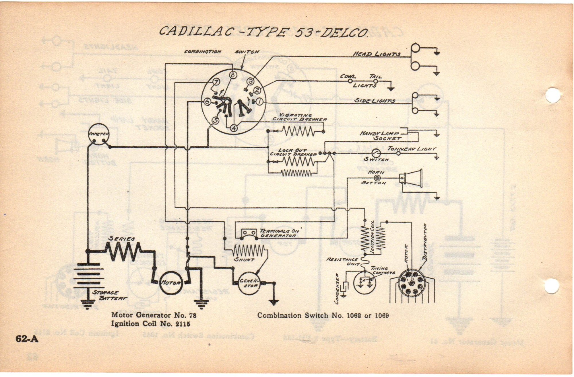 hight resolution of 6 volt wiring diagram 1947 buick diy wiring diagrams u2022 tractor voltage regulator wiring diagram 6 volt positive ground