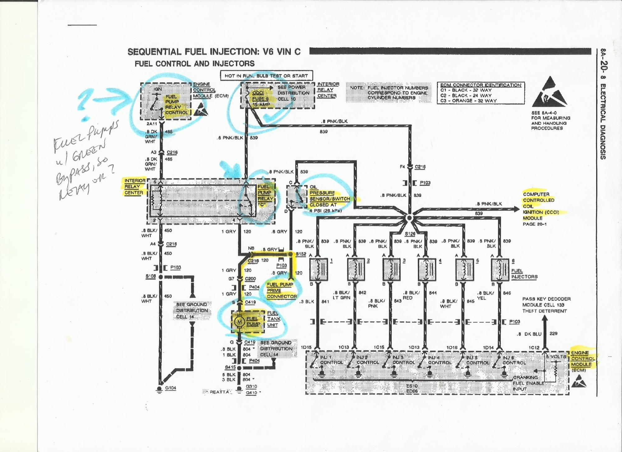 hight resolution of 1989 buick reatta fuse box diagram wiring diagram options 1989 buick riviera fuse box