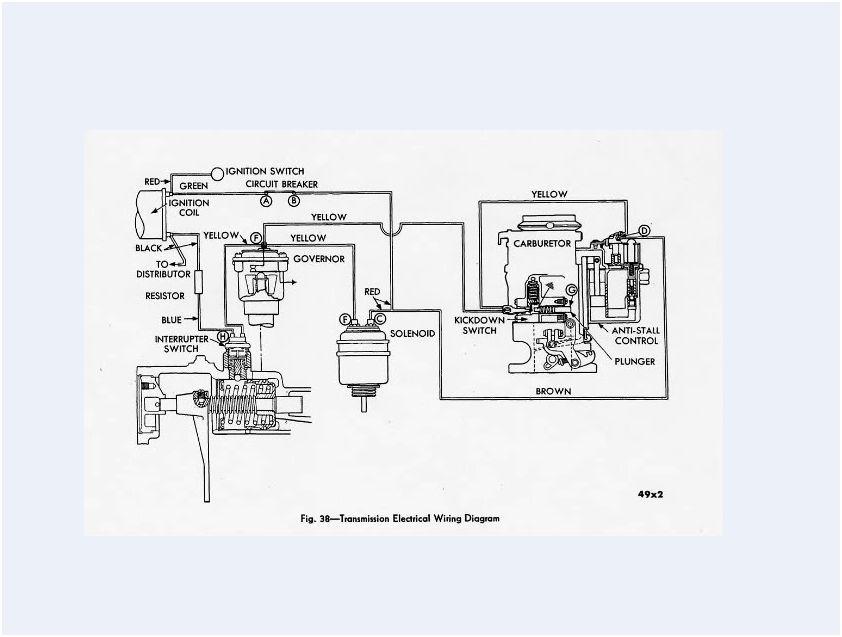 Wiring Diagram PDF: 1946 Desoto Wiring Diagram