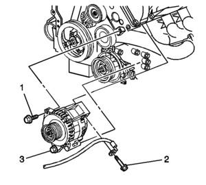 1995 STS needs alternator will a 1997 alternator eldorado