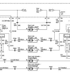 2002 escalade door lock actuators png [ 2402 x 1685 Pixel ]