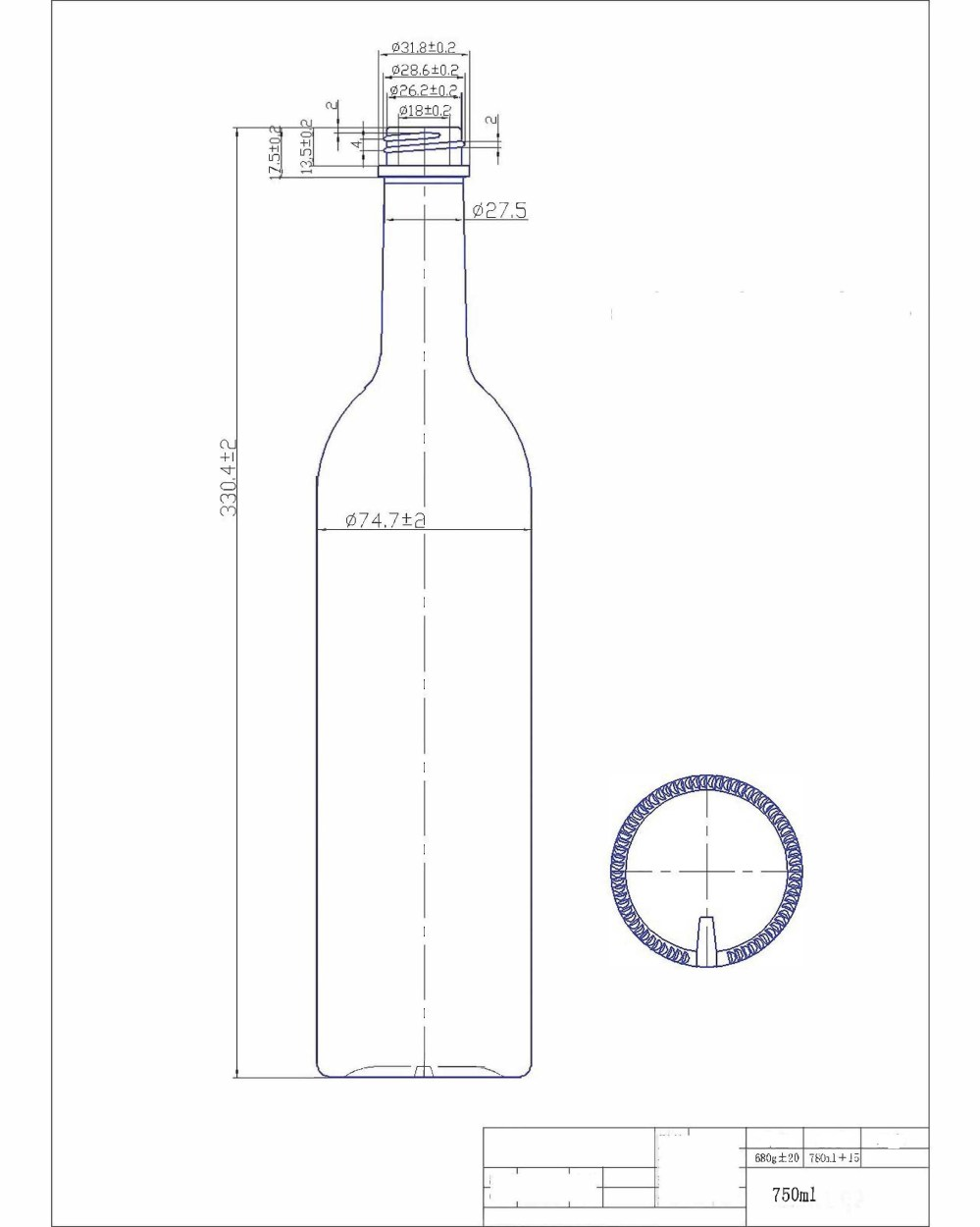 medium resolution of 750ml model jpg glass